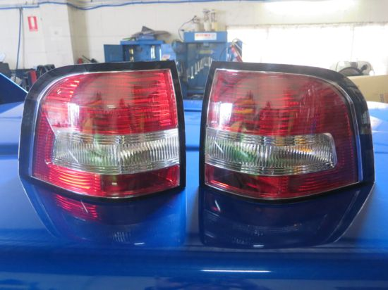 Holden VE Tail Light Tint Extra Dark